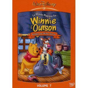 Le Monde magique de Winnie l'Ourson - Volume 7 : Partager avec Winnie l'Ourson