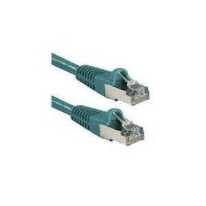 Lindy 47054 - Câble réseau cat.6 S/FTP PIMF Patch vert 20m