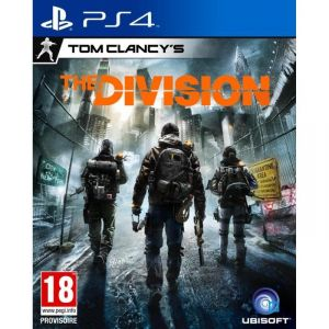 The Division sur PS4