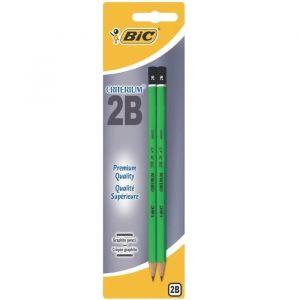 Bic 2 Crayons graphites criterium 2B