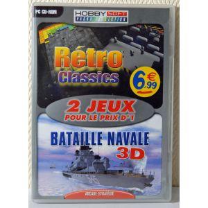 Degriff'soft Retro Classics Et Bataille Navale 3d