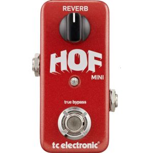 TC Electronic Hall of Fame Mini - Pédale Reverb