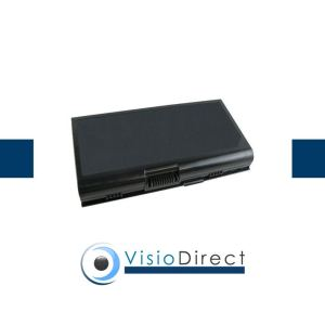 visiodirect batterie pour ordinateur portable asus x71sl. Black Bedroom Furniture Sets. Home Design Ideas