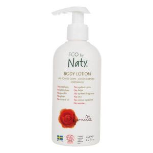 Naty by Nature Babycare ECO Lotion corps 200 ml