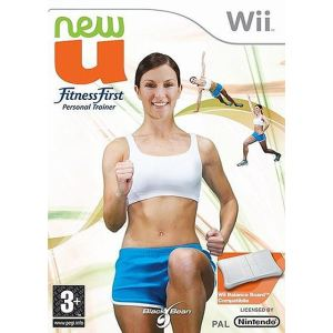 NewU Fitness First Personal Trainer [Wii]