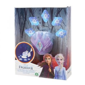 Giochi Preziosi La Reine des Neiges 2 - Empreinte Magique Lumineuse