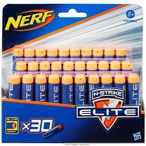 Hasbro Recharges Nerf Elite (30 fléchettes)
