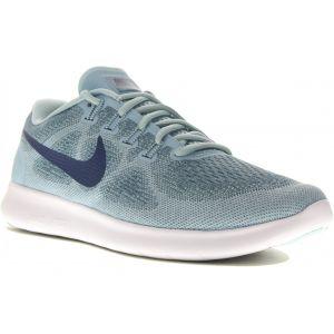 Nike WMNS Free RN 2017, Chaussures de Running Femme, Bleu