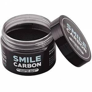 Smile Carbon Blanchiment dentaire 100% naturel