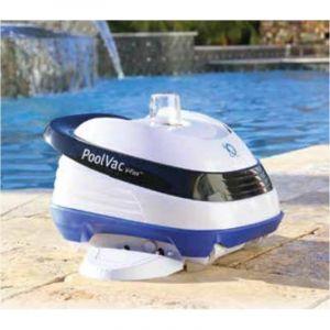 Hayward Robot Hydraulique Pool Vac V-Flex pour Piscine Béton Liner ou Polyester avec Piège à Feuilles