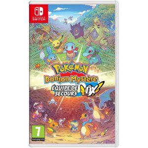 Pokémon Donjon Mystère : Equipe de secours DX [Switch]