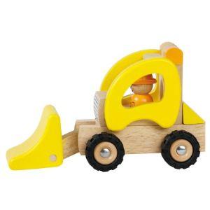 Goki 55966 - Camion tractopelle