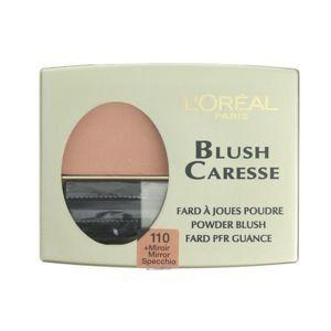 L'Oréal Blush Caresse 110 Pêche - Fard à joue poudre