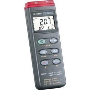Voltcraft K202 Datalogger Appareil de mesure de température, thermomètre