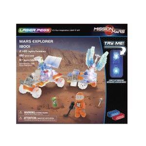 Templar Laser Pegs - Mars explorer