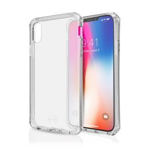 Itskins Coque Spectrum Transparent pour iPhone XR