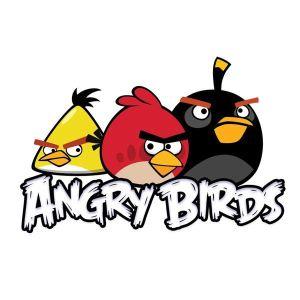 Angry Birds Yellow Bird - Coffret eau de toilette, bloc notes et chaîne