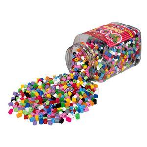 Hama Pot de 2300 perles à repasser