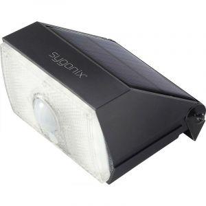 Sygonix Applique LED extérieure avec détecteur de mouvement SY-4673536 10 W noir 1 pc(s)