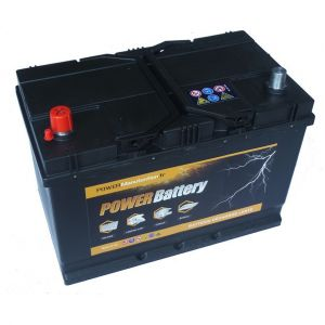 AGM Power battery Batterie décharge lente Power Battery 12v 75ah