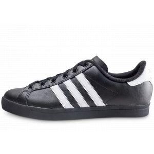 Adidas Enfant Coast Star Noir Et Blanc Junior Baskets
