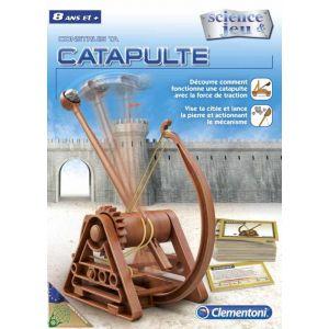 Clementoni Construis ta catapulte