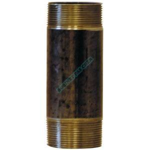 Afy Mamelon 530 tube soudé filetage conique longueur 2000mm noir D15x21 réf 5300152000N