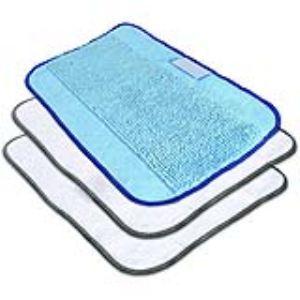Irobot BAC001 - 3 lingettes en microfibre pour les robots nettoyeurs Braava