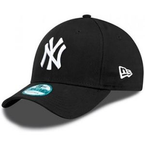 A New Era Casquette 9Forty League Basic New York Yankees - Noir/Blanc
