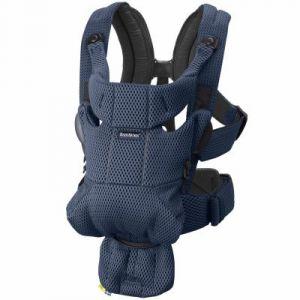BabyBjörn Porte bébé move mesh 3D Bleu Foncé - Taille Taille Unique