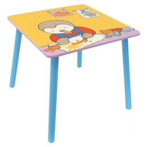 Fun House 712180 - Table carrée T'choupi