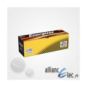 Energizer 12 piles alcalines 9V 6LR61