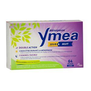 Omega Pharma Ymea - Ménopause Jour et Nuit 64 gélules