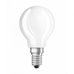 Osram CLASSIC - LED-Glühlampe - Form: P25 - matt Finish - E14 - 3.4 W ( Entsprechung 25 W )