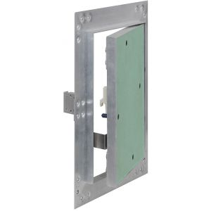 wiltec Trappe visite Cadres Aluminium 40x60cm 12,5mm Pacoplatre Porte Clapet révision Alu Maintenance