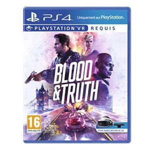 Blood and Truth PS VR [PS4]