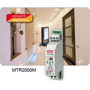 Yokis MTR2000M - Télérupteur temporisé modulaire 2000W