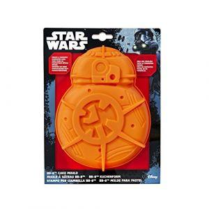 Moule à gâteau en silicone Star Wars Episode 7 Bb-8 24 cm