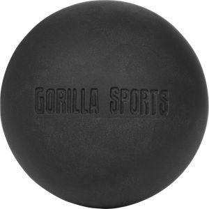Gorilla Sports Balle De Massage Pour Les Fascias, Physiothérapie, Yoga Et Fitness Ø 6cm