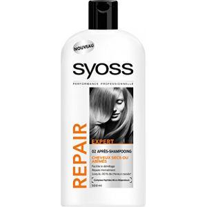 Saint Algue Syoss Repair Expert - Après-shampooing cheveux secs ou abîmés