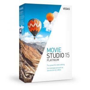 Vegas Movie Studio 15 Platinum [Windows]