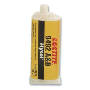 Loctite Adhésif époxy bicomposant EA 9492 haute température 50 ml