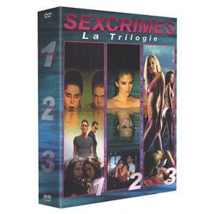 Coffret Sexcrimes : La Trilogie