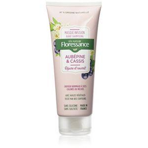 Floressance Masque infusion avant-shampooing Aubépine & Cassis