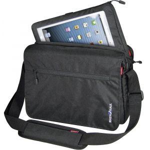 Klickfix PadBag - Sac porte-bagages - rouge/noir Besaces
