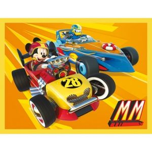 Clementoni Puzzle Cubes - Mickey and the Roadster Racers