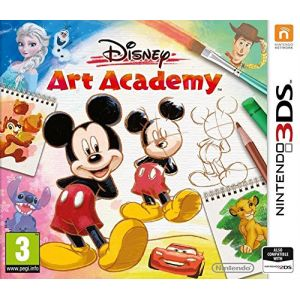 Disney Art Academy 3DS [3DS]