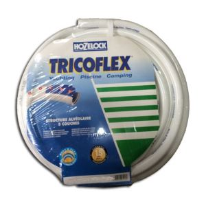 Hozelock 063176 - Tuyau d'arrosage Tricoflex Ø 15 mm 25 m
