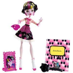 Mattel Monster High Draculaura Art Class