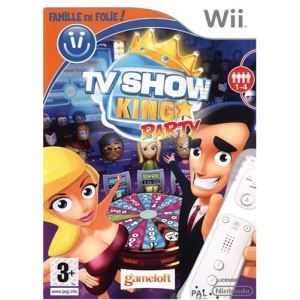 TV Show : King Party [Wii]